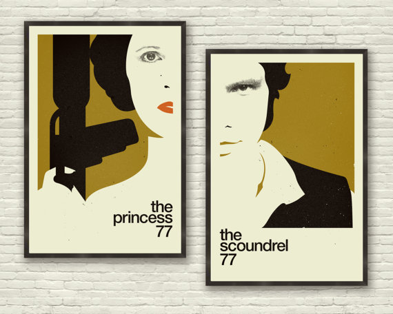 Crafty nerd picks of the week nerdcrushed for Modern art prints posters